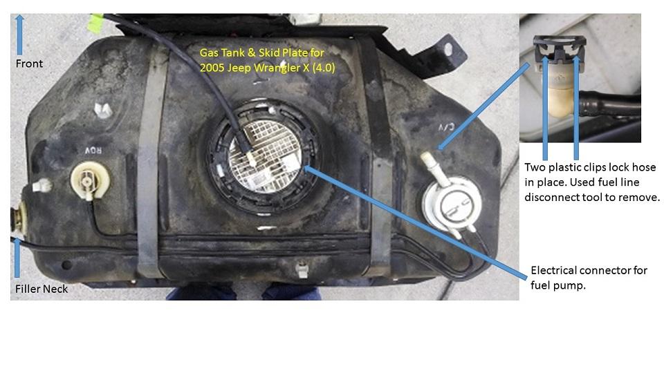 Attachment on Jeep Wrangler Tj Parts Diagram