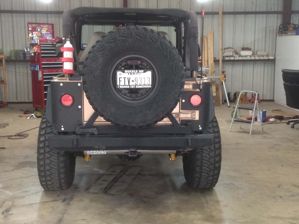 savvy gas tank skid jeep wrangler forum. Black Bedroom Furniture Sets. Home Design Ideas