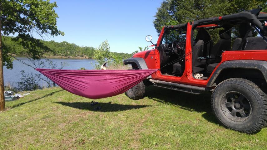 Jeep Wrangler Hammock Top | Hammock Ideas for You