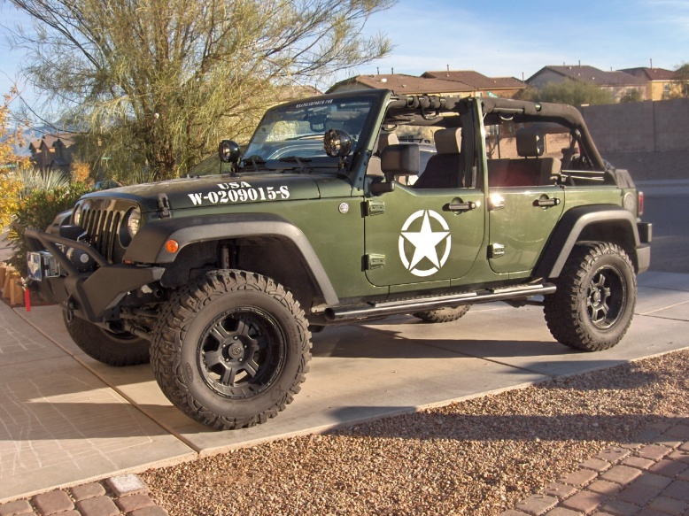 Jeep salutes history, fans with wwii-themed concept on 75th.