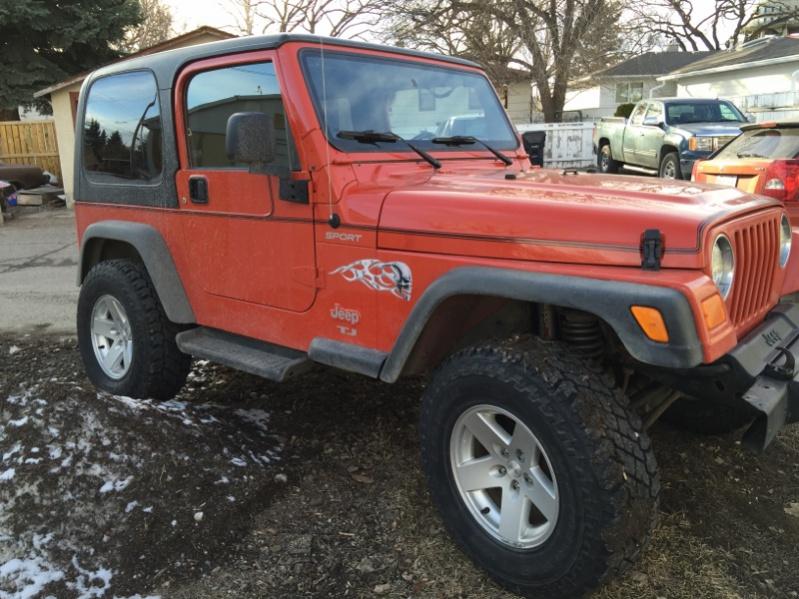 Pinstripes Jeep Wrangler Forum