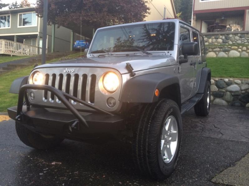 Jeep Columbia Sc >> Stubby bumper w/ stock fenders, pictures? - Jeep Wrangler ...