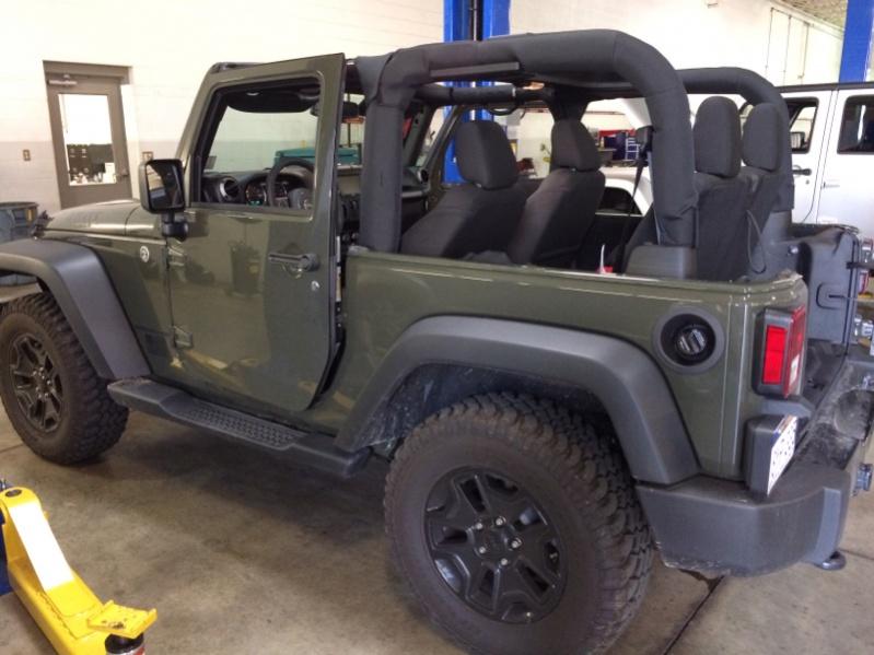 Jeep Wrangler - JK-Forum