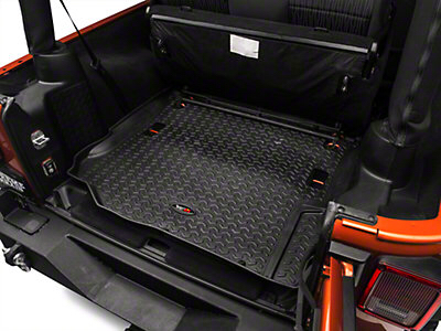 Is There A Cargo Liner For Jk With The Rear Seat Removed