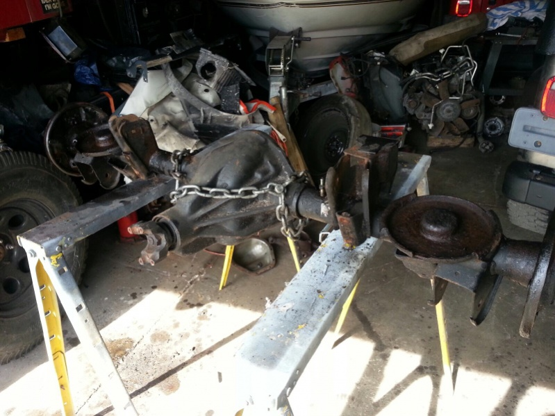 Dana 44 good price? - Jeep Wrangler Forum