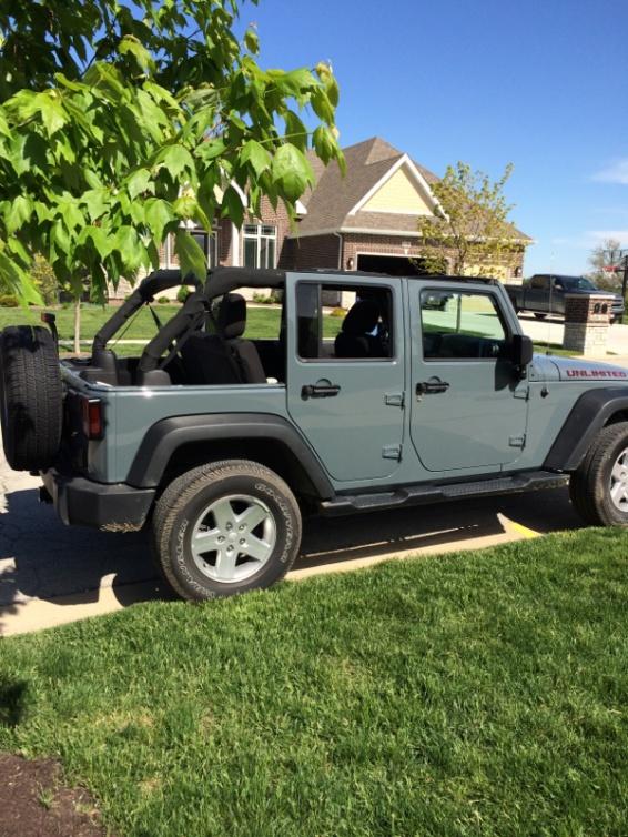 Finally got some 35s   Jeep Wrangler TJ Forum