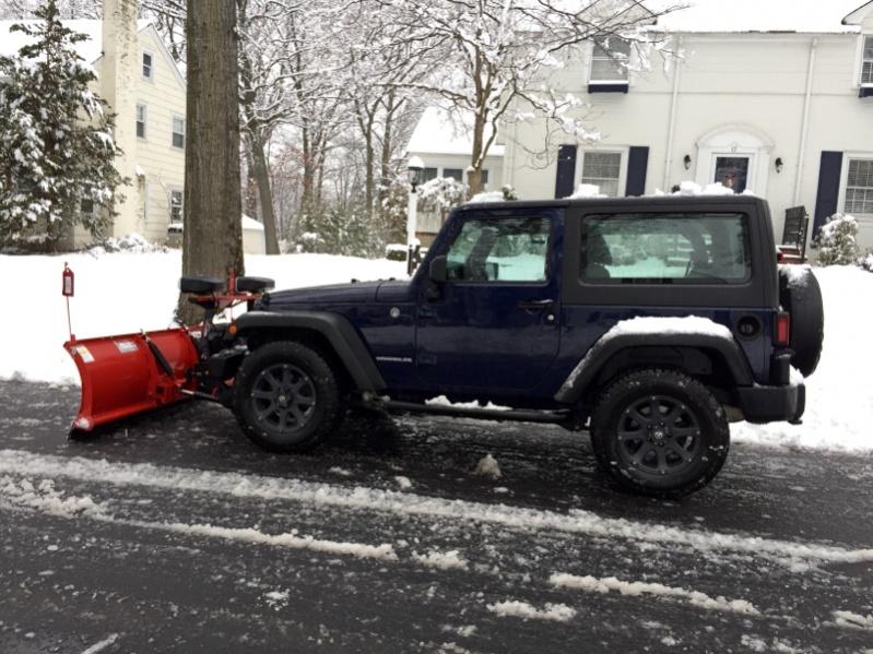 snow plowing set up jeep wrangler forum. Black Bedroom Furniture Sets. Home Design Ideas