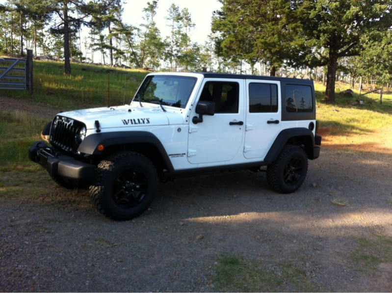 How Much Does It Cost To Lift A Jeep >> Club WILLYS - Page 207 - Jeep Wrangler Forum