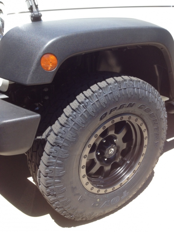Have you PERSONALLY TRIED an E-Load tire? Chime in! - Jeep