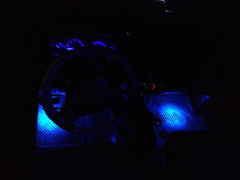 Led Lighting Inside Of Jk Jeep Wrangler Forum