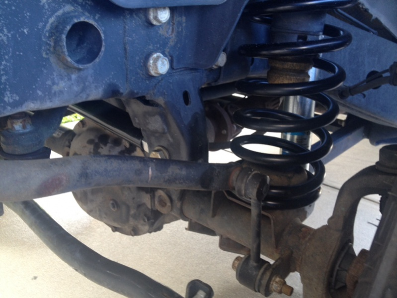 Swaybar links lengths - Jeep Wrangler Forum