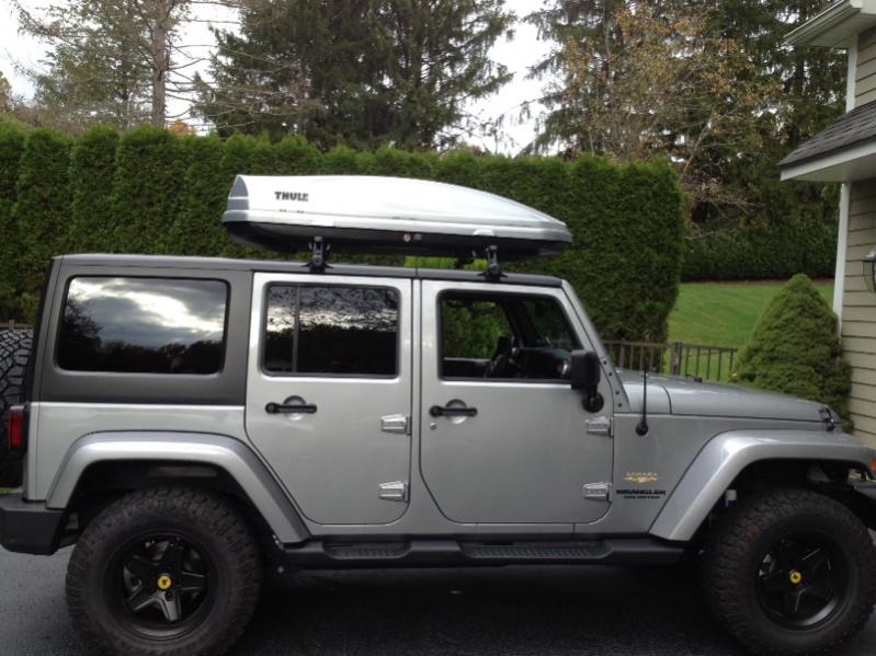 Ski Snowboard Rack Options Jeep Wrangler Forum