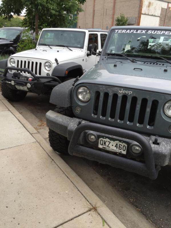 Jeeps Parking By Jeeps Page 98 Jeep Wrangler Forum