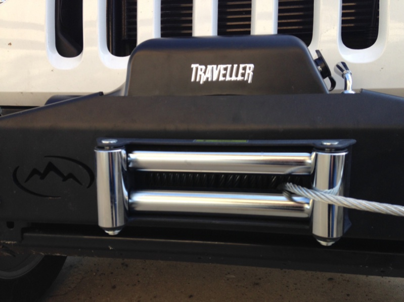 Traveller Winches - Jeep Wrangler Forum