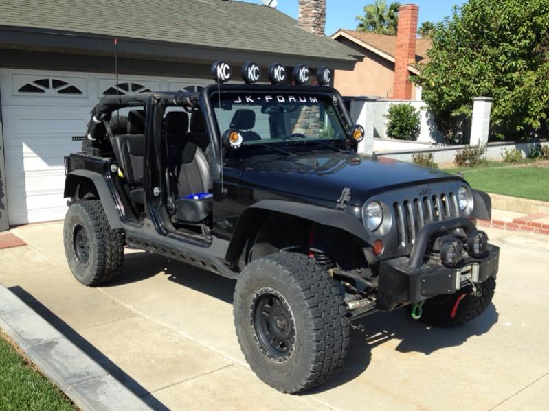 Finally topless! - Jeep Wrangler Forum