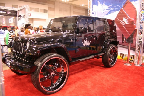 Pimped Out Jeeps