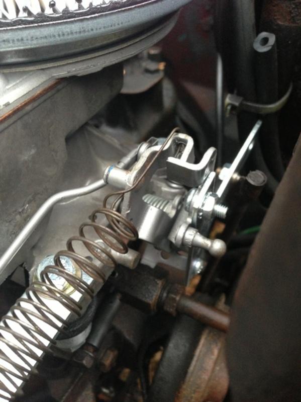 258 Carb swap - Jeep Wrangler Forum