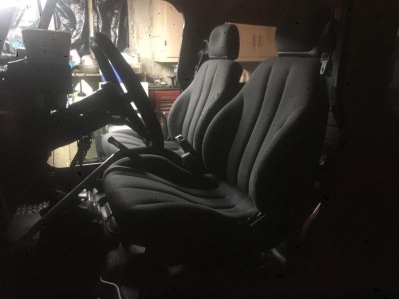 HELP - Attempting a Seat Swap in Jeep Wrangler - Jeep