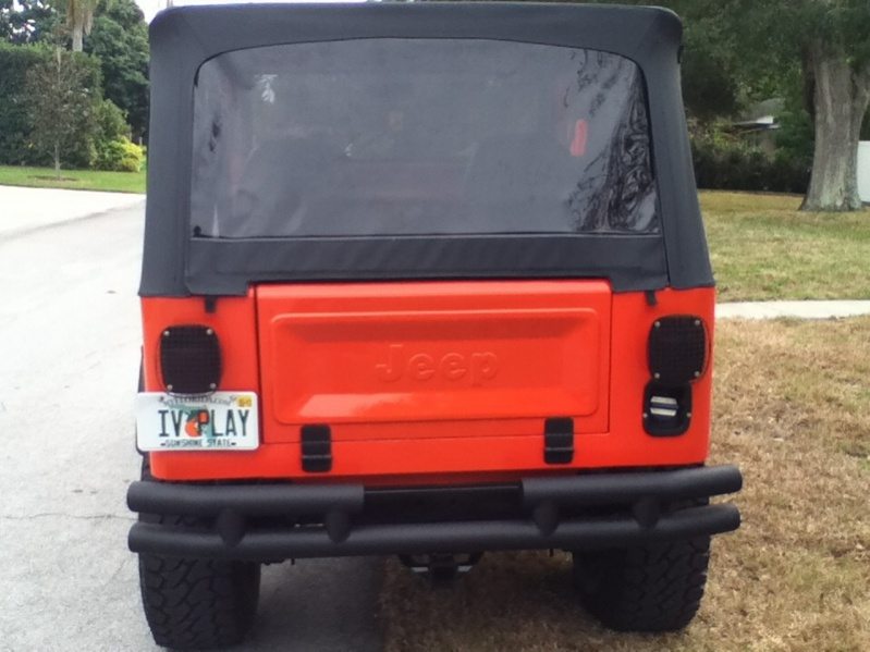 Vanity Plates for Your Jeep? - Jeep Wrangler Forum