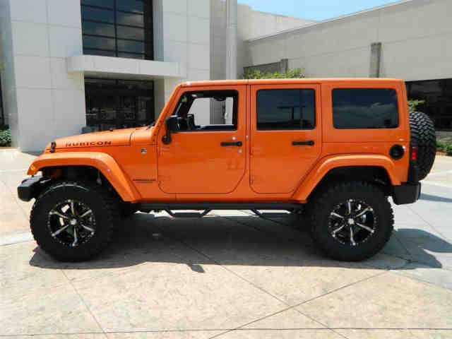 To those with Orange Crush...is it a ridiculous color for anyone but