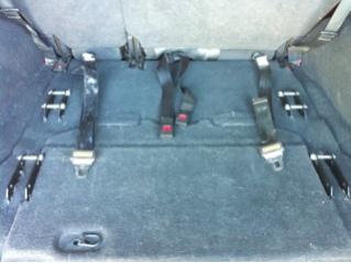 Grand Cherokee 3Rd Row >> TeraFlex 3rd row seat install - Jeep Wrangler Forum