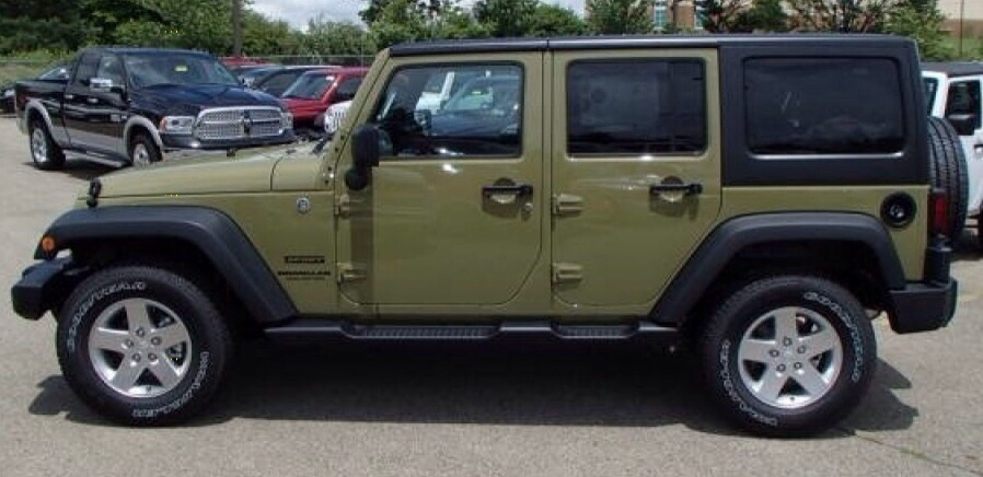 Before And After Pics Page 8 Jeep Wrangler Forum