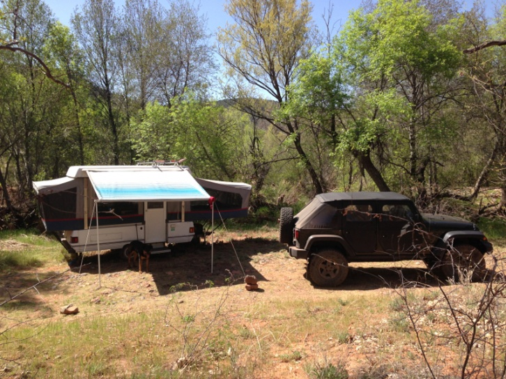 Jeep Extreme Trail Edition Camper - Jeep Wrangler Forum