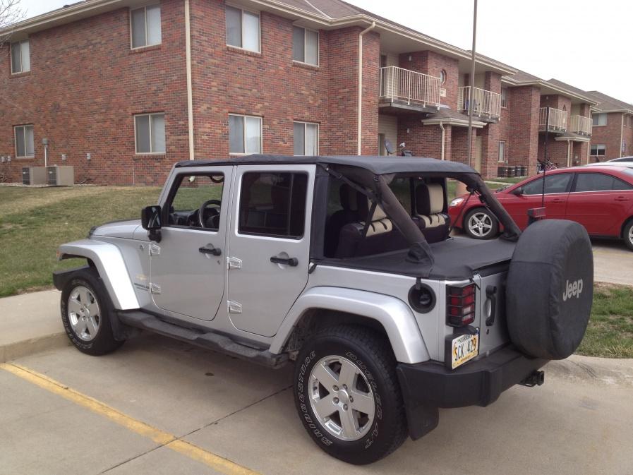 Jeep Bimini Top >> Bikini Vs Bimini Jeep Wrangler Forum