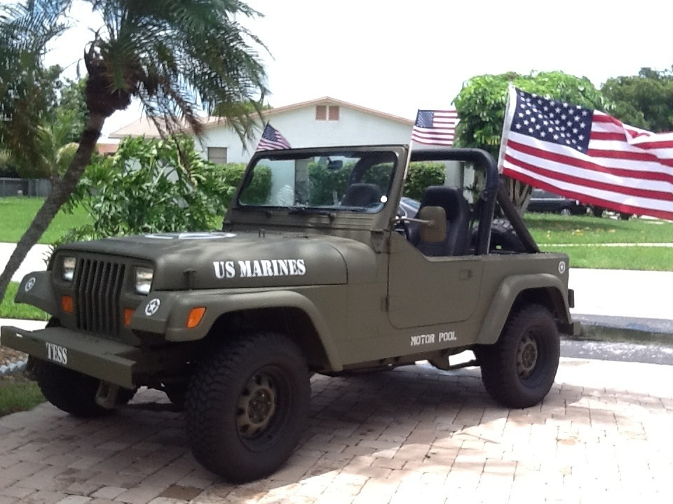 The Modern Jeep Wrangler Military Theme Picture Thread Jeep
