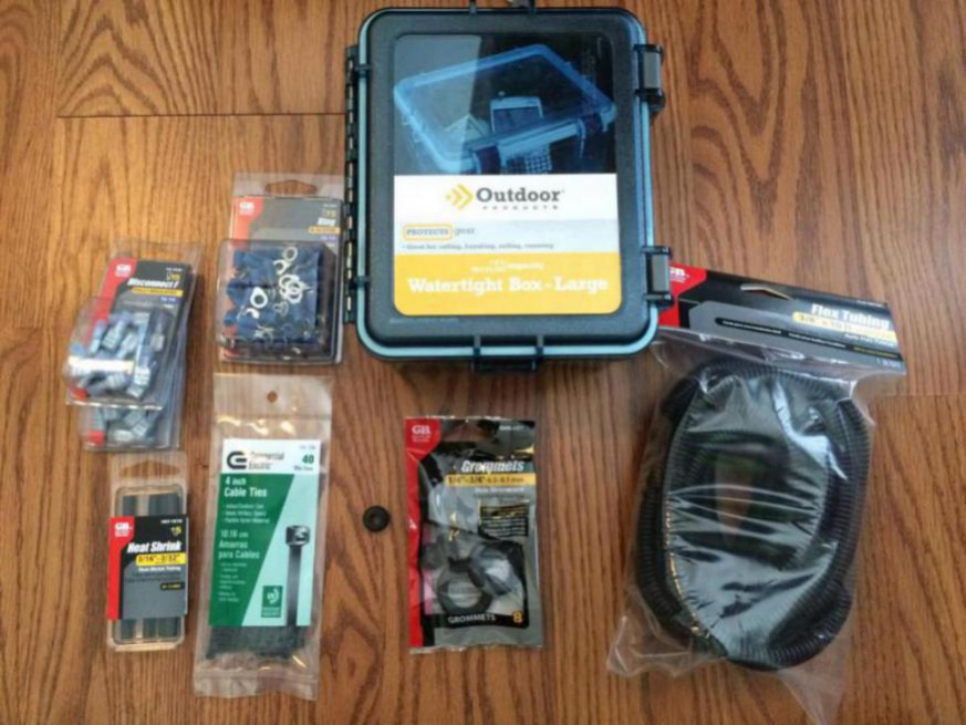 I am building a DIY accessory relay/fuse box - Jeep Wrangler ... Homemade Fuse Box on
