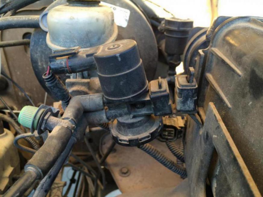 Leak Detection Pump code P1495 when I don't have a leak