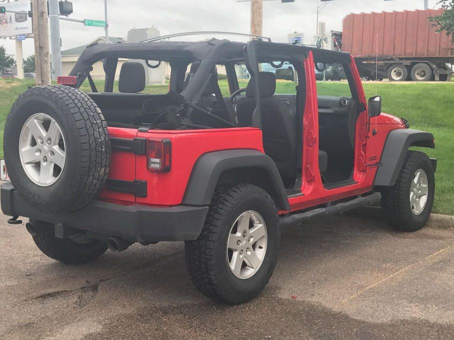 Going to 285/70/17 - Jeep Wrangler Forum