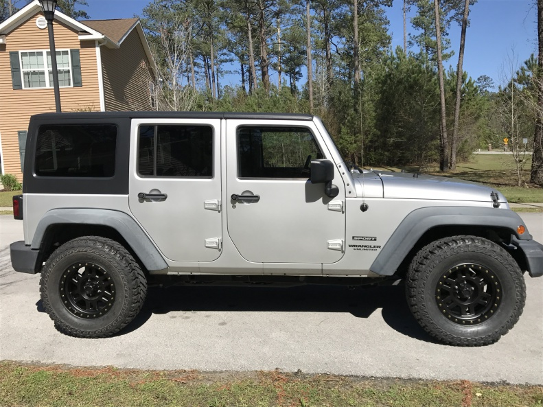 Finally got my Jeep!! - Jeep Wrangler Forum