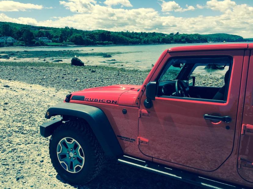 rex u0026 39 s firecracker red 2016 jkur build jeep wrangler forum