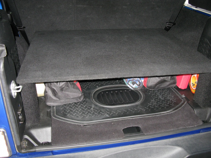 Co2 tank with framless top - Jeep Wrangler Forum