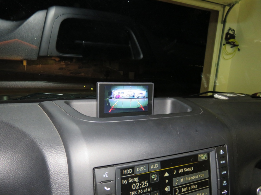 Brandmotion backup camera installed - Page 2 - Jeep Wrangler
