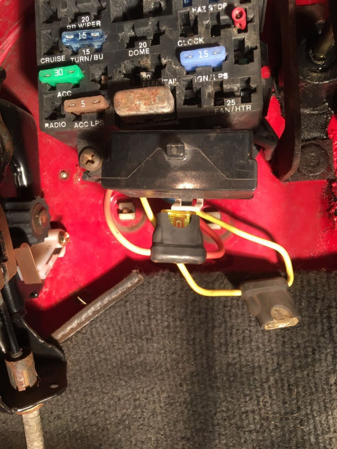 89 yj fuse box - Jeep Wrangler Forum Jeep Yj Fuse Box Removal on