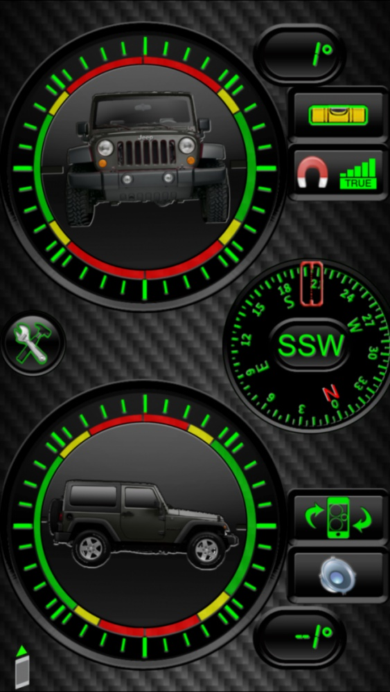 Clinometer? - Jeep Wrangler Forum