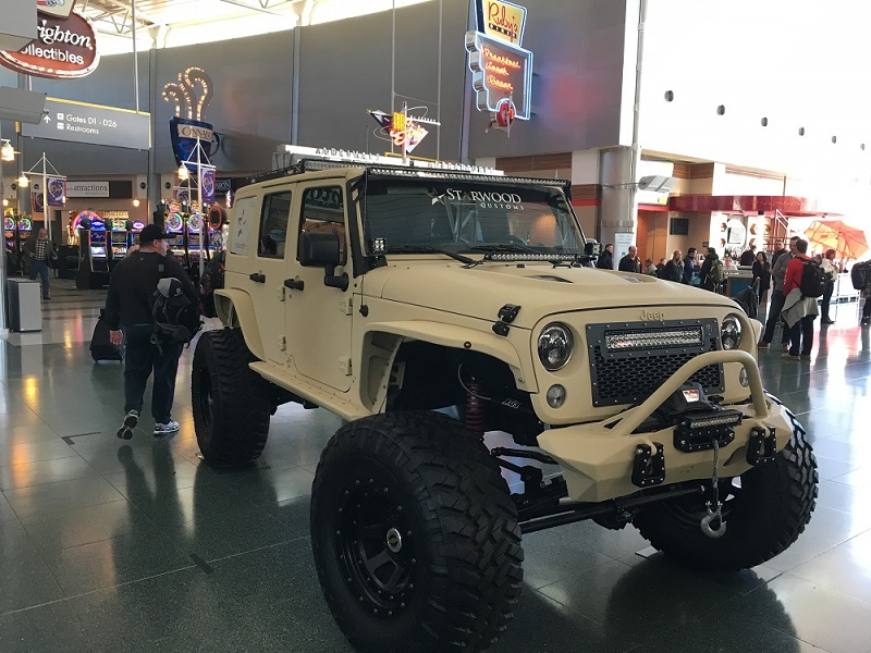 Jeep Las Vegas >> Anyone Been To Las Vegas Airport Lately Jeep Wrangler Forum