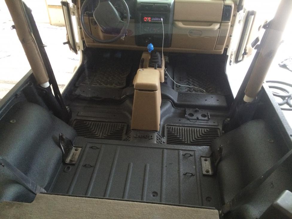 U-POL Raptor Tub Project - Jeep Wrangler Forum