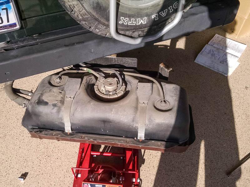 [SCHEMATICS_4ER]  TJ Fuel Pump Replacement Write Up | Jeep Wrangler Forum | Jeep Tj Fuel Filter |  | Jeep Wrangler Forum