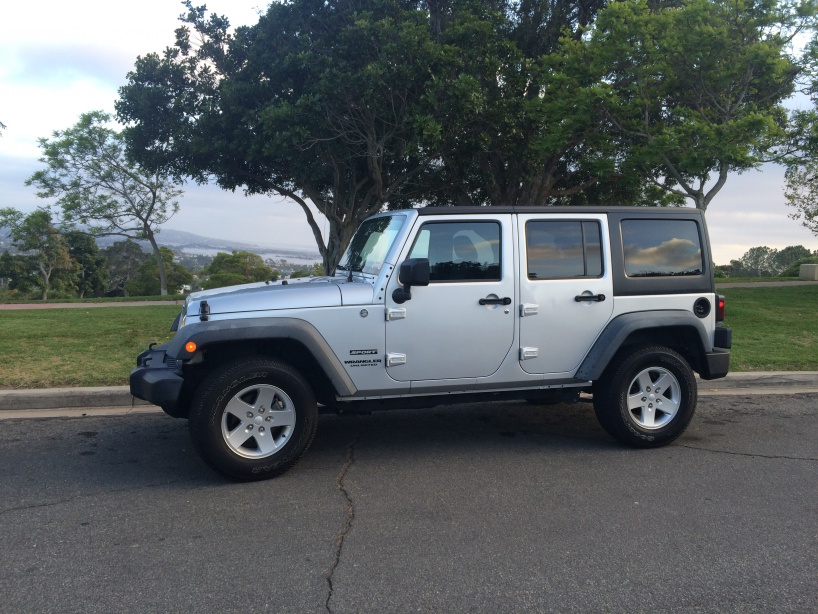 Finally topless in Chicago! - Jeep Wrangler Forum
