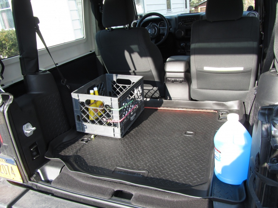Cargo Mat Suggestions For The Rear Jeep Wrangler Forum
