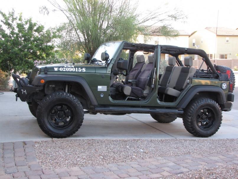 33 inch tires on jeep jku autos weblog. Black Bedroom Furniture Sets. Home Design Ideas