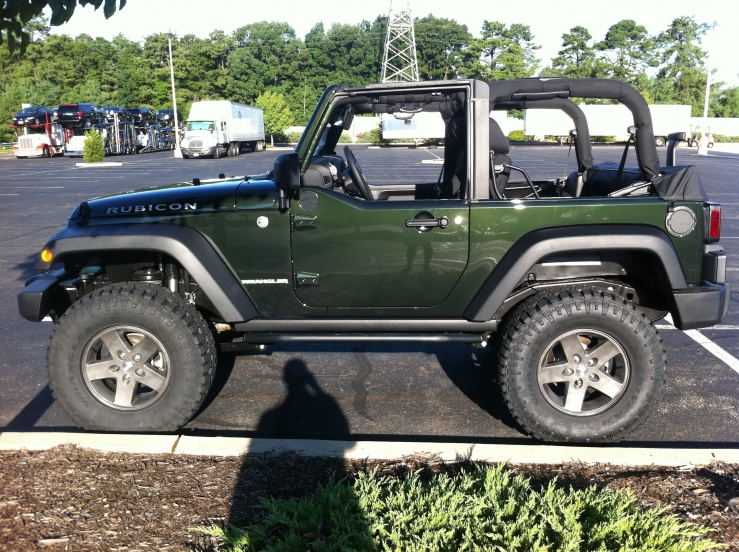 Vwvortex Com Wrangler Jk With Half Doors