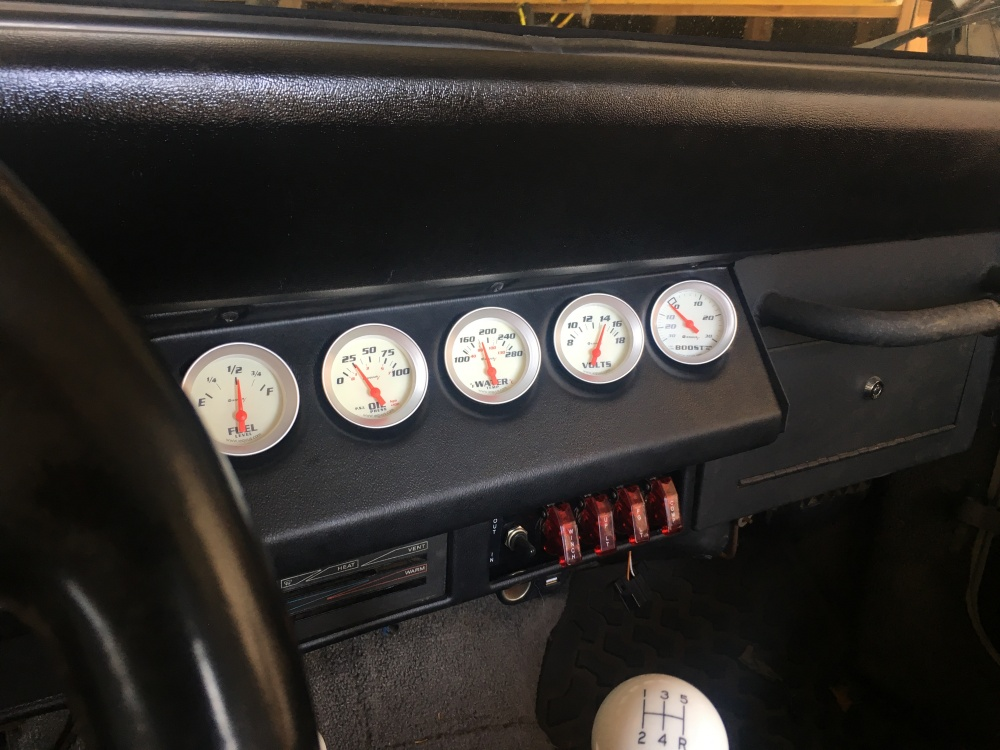 Wiring diagram for guage cluster? - Jeep Wrangler Forum on