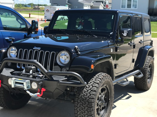 Rough Country lift kit, crappy ride - Jeep Wrangler Forum