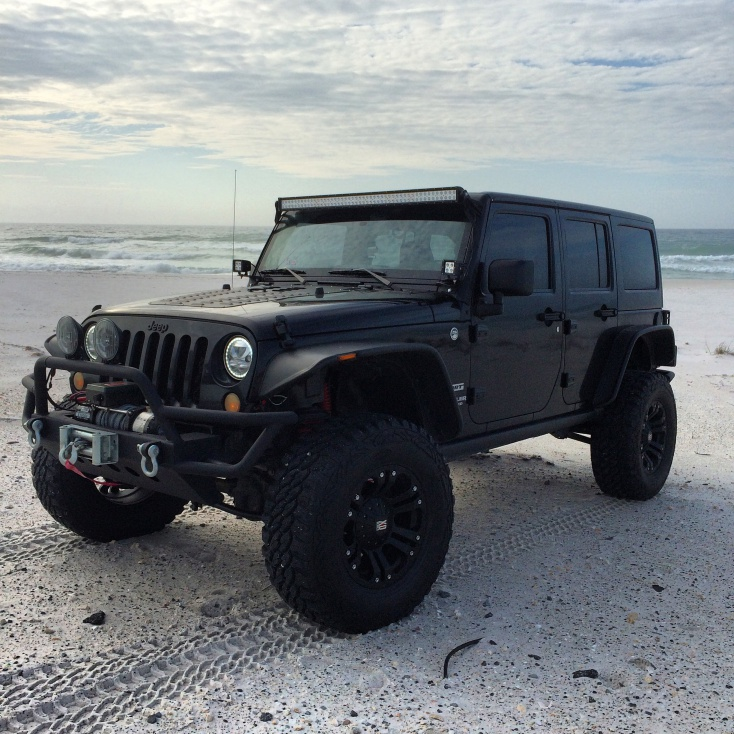 Blacked out JK picture request? - Jeep Wrangler Forum