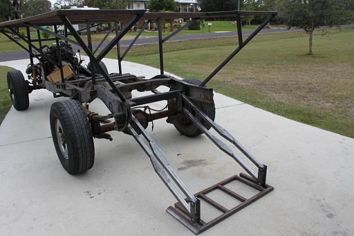 Florida Swamp Buggy Build - Page 2
