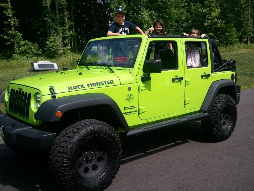 Show us your Gecko - Page 4 - Jeep Wrangler Forum